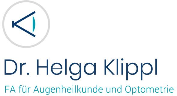 Logo: Augenarzt Dr. Helga Klippl